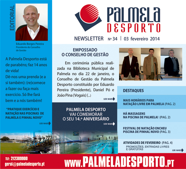 newsletter nº34
