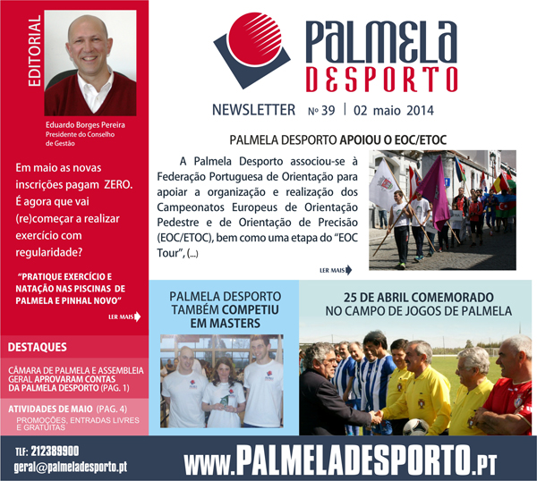 newsletter nº39