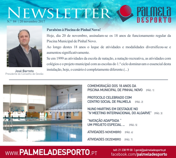 newsletter nº84
