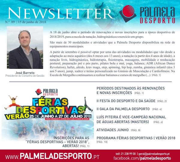 newsletter nº89
